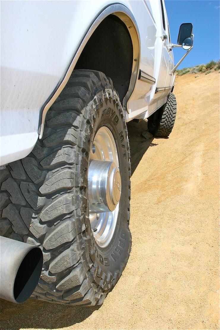 7 3l Power Stroke Diesel Tire Q Amp A Roadtraveler Net