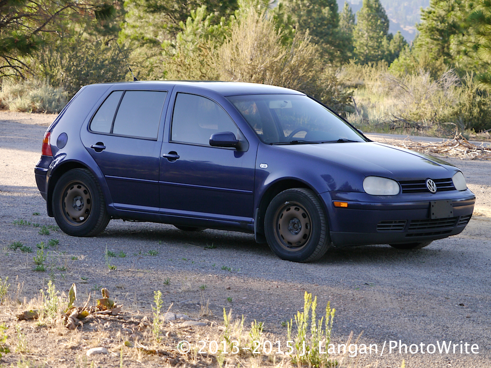 2000 VW Golf TDI