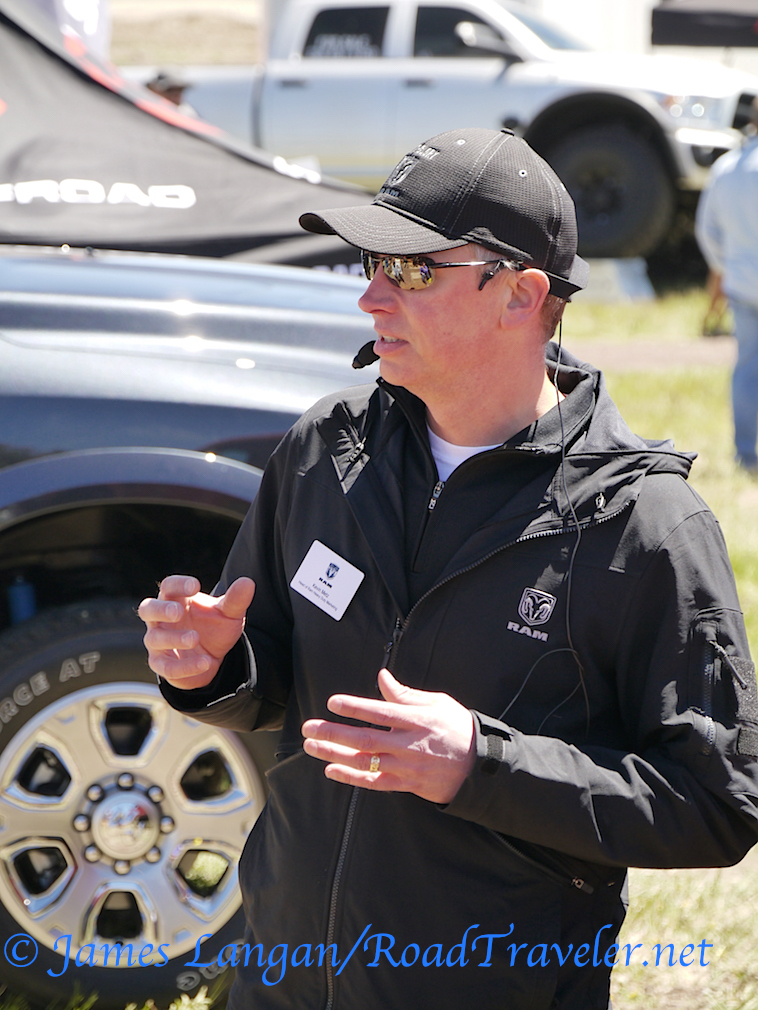 Kevin Metz, Head of Ram Heavy Duty Marketing, sharing the lowdown.